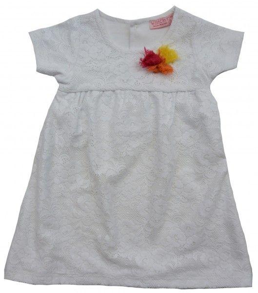 Платье для девочек Гипюр