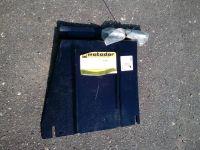 Защита картера стальная 2 мм стандарт KIA Mohave 2008- 61.005 Motodor