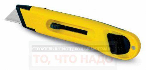 Нож Stanley Utility с выдвижным лезвием 0-10-088