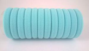 Резинка для волос бесшовная 4 см, цвет №35, (1уп = 24шт)