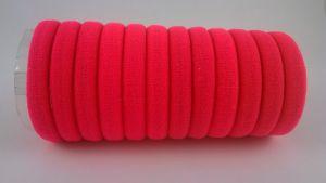 Резинка для волос бесшовная 3 см, цвет № 09, (1уп = 24шт)