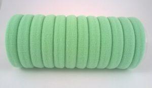 Резинка для волос бесшовная 3 см, цвет № 05, (1уп = 24шт)