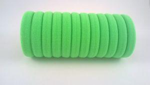 Резинка для волос бесшовная 3 см, цвет № 12, (1уп = 24шт)