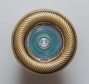 Гипсовый светильник SV 7123 ABL