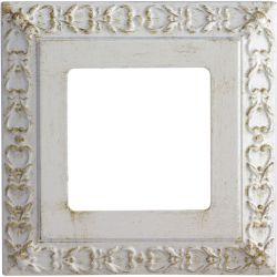 San Sebastian Provence Рамка 1-ная, White Decape