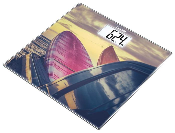 Весы Beurer GS203 (стекло) Surf