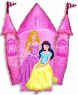 """Замок принцессы, 33""""/ 84 см"""