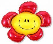 """Солнечная улыбка красный, 41""""/ 104 см"""
