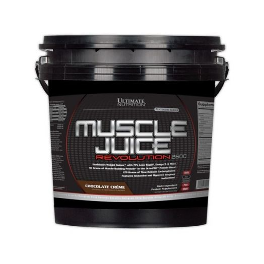 ULTIMATE NUTRITION Muscle Juice Revolution (5,0кг.) скл2 1-2дня