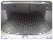 Коврик (поддон) в багажник с органайзером, Aileron, полиуретан