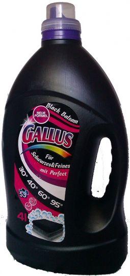 Gallus Гель для стирки черного белья 4 л