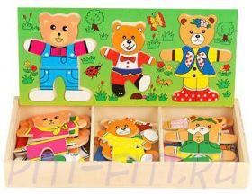 МДИ. Три медведя