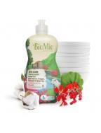 BIO-CARE средство для мытья посуды BioMio