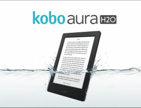Электронная книга Kobo Aura H2O