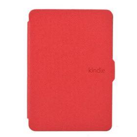 Обложка (чехол) для Amazon Kindle Paperwhite slim magnetic (красный)