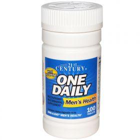 21st Century Health Care One Daily Men's Health (100 табл.)