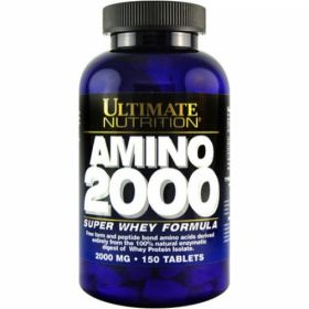 Ultimate Nutrition Amino 2000 (150 табл.)