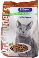 Dr. Clauder's Корм для кошек с кроликом (400 г)