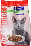 Dr. Clauder's Корм для кошек с говядиной (15 кг)