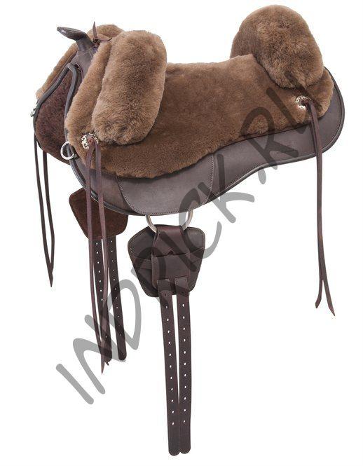 Меховое седло Barefoot® 'Lazy Mountain'