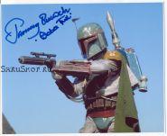 Автограф: Джереми Буллок. Звёздные войны. (Star Wars)