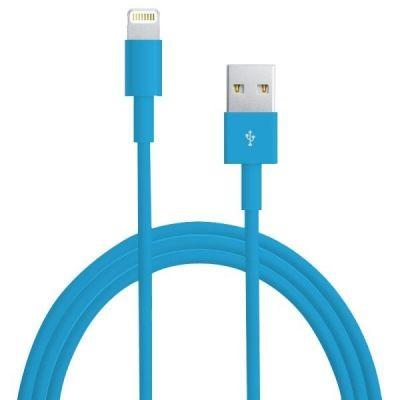 Шнур iPhone 5 - USB Орбита BS-426 цветной (для iPhone5) 1м