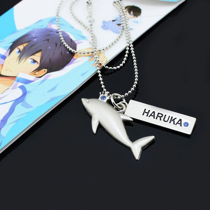Кулон из аниме FREE! Haruka