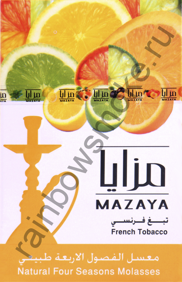 Mazaya 50 гр - Four Seasons (Четыре Сезона)