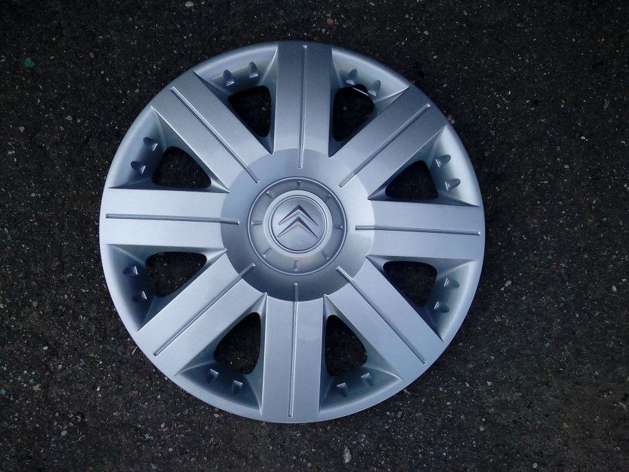 Колпак колеса R15 Pelican CITROEN C2, C3, C4, Berlingo 5416.E0 Citroen/Peugeot