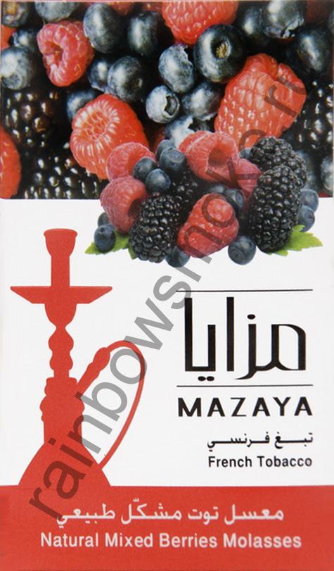 Mazaya 50 гр - Mixed Berries (Ягодный микс)