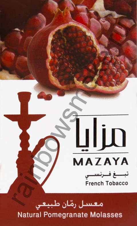 Mazaya 50 гр - Pomegranade (Гранат)
