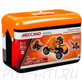 Игрушка Meccano Самосвал (8 моделей)