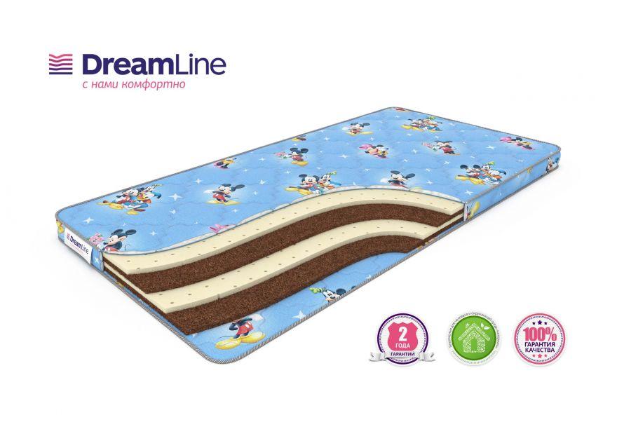 Детский матрас Baby Mix Slim | DreamLine