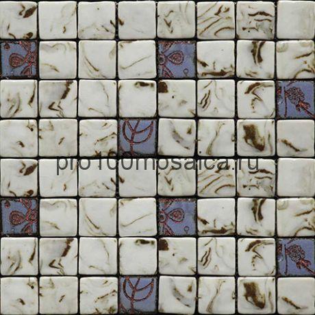 Vint-1(3). Мозаика 33x33x10, серия VINTAGE,  размер, мм: 280*280 (GAUDI)