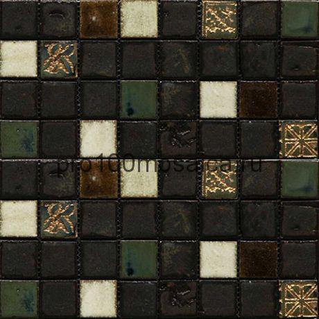 Vint-13(3). Мозаика 33x33x10, серия VINTAGE,  размер, мм: 280*280 (GAUDI)