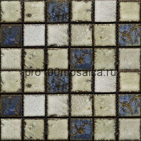 Vint-22(4). Мозаика 45x45x10, серия VINTAGE,  размер, мм: 284*284 (GAUDI)