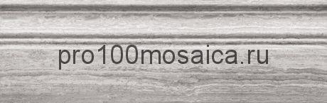 B032-4 Бордюр мрамор (100х305х20 мм)  (NATURAL)
