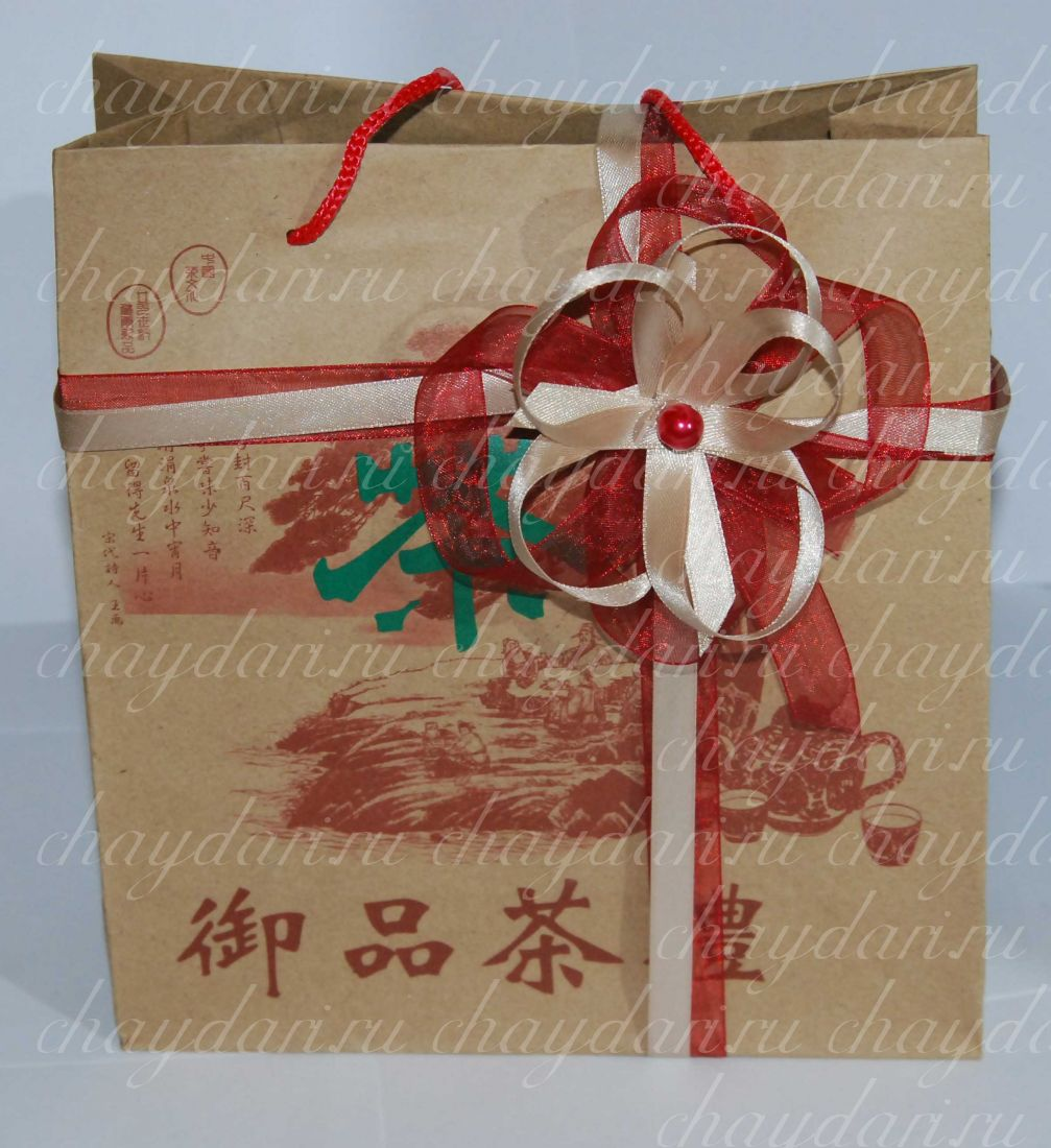 """Чайная сумочка """"Подарочная"""""""