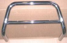 Защита переднего бампера Tuning, дуга (кенгурятник), нерж. сталь ф 60мм
