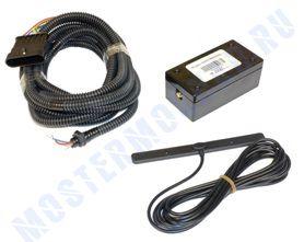 Модем GSM-IZM-Терминал (поддерживается только в версиях ПО блока управления *.*.14 и выше)сб. 1526