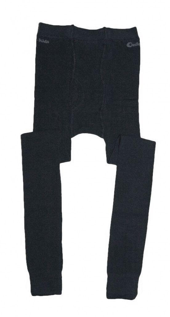 Леггинсы-кальсоны черного цвета для мальчика 6-7 лет
