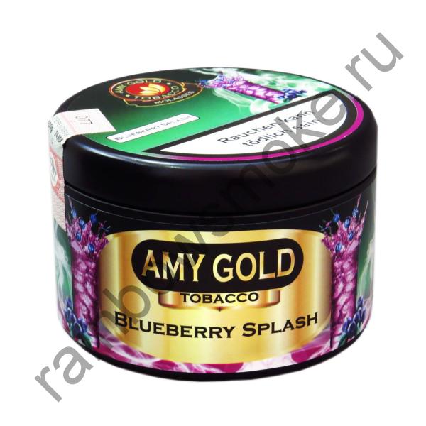 AMY Gold 200 гр - Blueberry Splash (Черничный Всплеск)