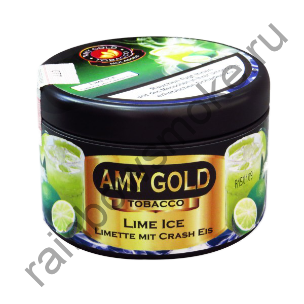 AMY Gold 200 гр - Lime Ice (Охлажденный Лайм)