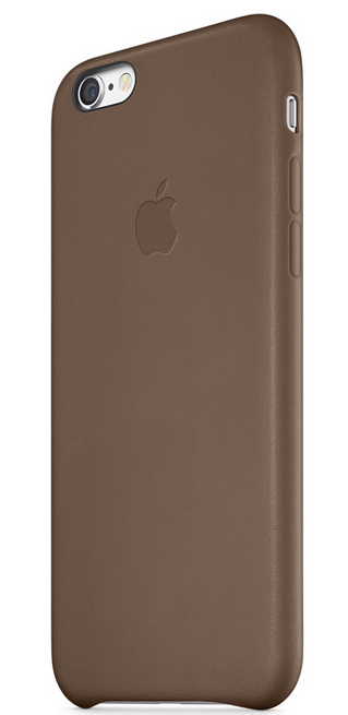 APPLE LEATHER CASE ДЛЯ IPHONE 6/6s Browen