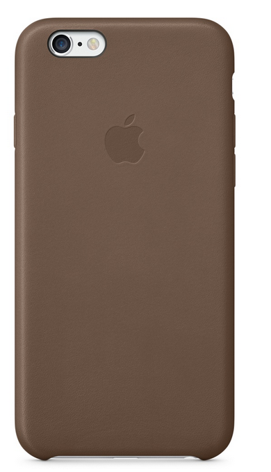 APPLE LEATHER CASE ДЛЯ IPHONE 7 Browen