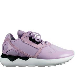 Кроссовки adidas Tubular Runner фиолетовые
