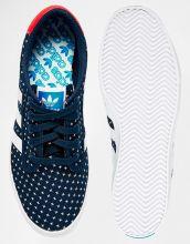 Кеды adidas Kiel синие