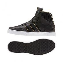 Кеды adidas Hoops чёрные