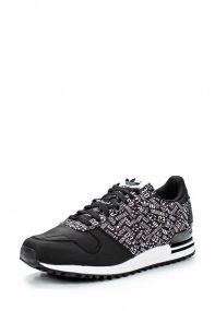 Кроссовки adidas ZX 700 чёрные