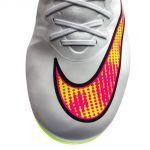 Бутсы Nike Mercurial Vapor X FG белые